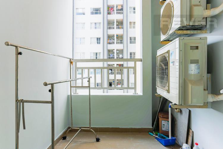 Lô Gia Căn hộ Sunrise City 2 phòng ngủ tầng cao W2 view hồ bơi