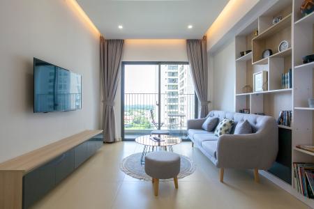 Căn góc Masteri Thảo Điền 3 phòng ngủ tầng trung T5 full nội thất