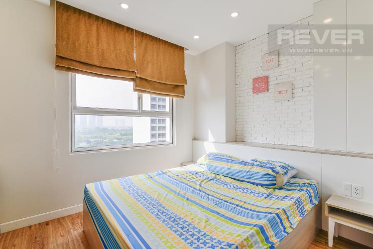 Phòng Ngủ 1 Căn hộ  Lexington Residence 2 phòng ngủ tầng thấp LA đầy đủ tiện nghi
