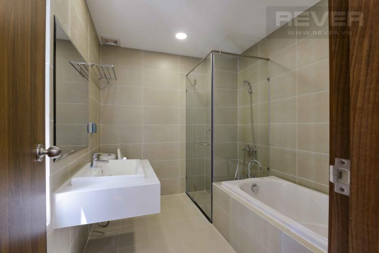Toilet 1 Bán căn hộ De Capella 3PN, diện tích 94m2, nội thất cơ bản, hướng Đông Nam thoáng mát