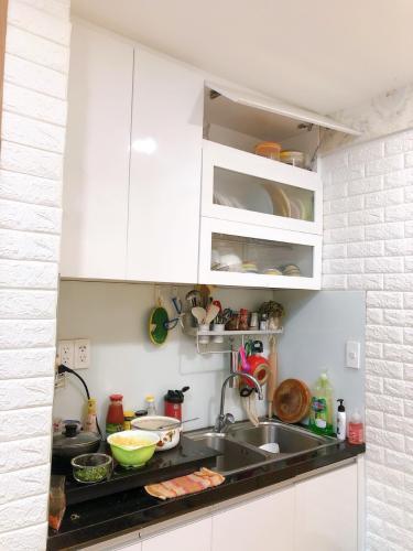 Phòng bếp Charmington La Pointe Office-tel Charmington La Pointe trung tâm quận 10.