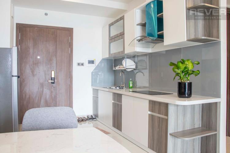 Phòng Bếp Bán hoặc cho thuê căn hộ Saigon Royal 2PN, tháp A, đầy đủ nội thất, view hồ bơi