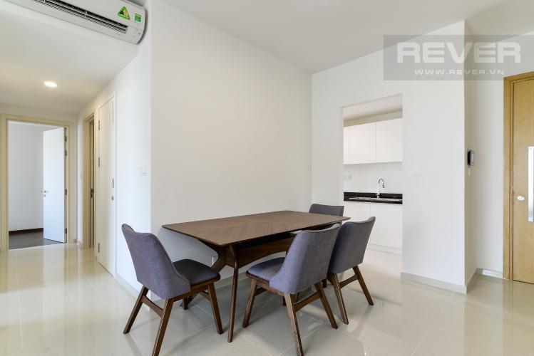 Phòng Ăn Bán hoặc cho thuê căn hộ Vista Verde 2PN 2WC, nội thất cao cấp, view thành phố