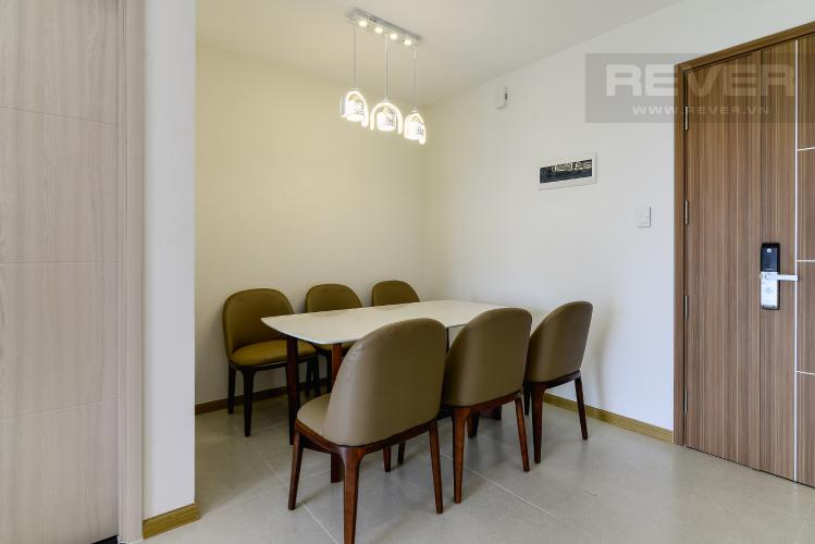 Phòng Ăn Bán căn hộ New City Thủ Thiêm 3PN, thiết kế sang trọng, đầy đủ nội thất