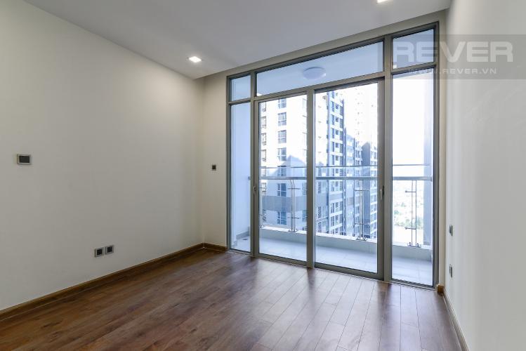 Phòng Ngủ 1 Căn hộ Vinhomes Central Park 3 phòng ngủ tầng cao P7 view sông