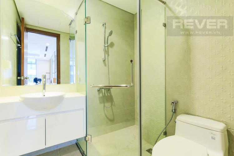 Phòng Tắm 2 Căn góc Vinhomes Central Park 3 phòng ngủ, tầng cao L3, nội thất đầy đủ