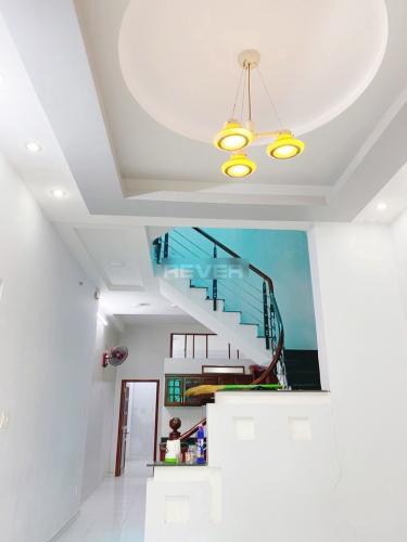 Không gian nhà Nơ Trang Long  Nhà phố hẻm Bình Thạnh, sân thượng rộng, nội thất cơ bản.
