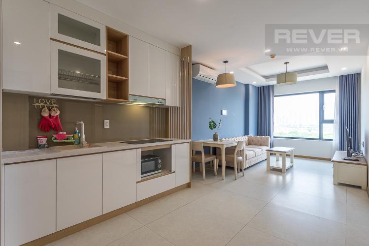 Cho thuê căn hộ New City Thủ Thiêm 1PN, tầng thấp, đầy đủ nội thất, view thoáng