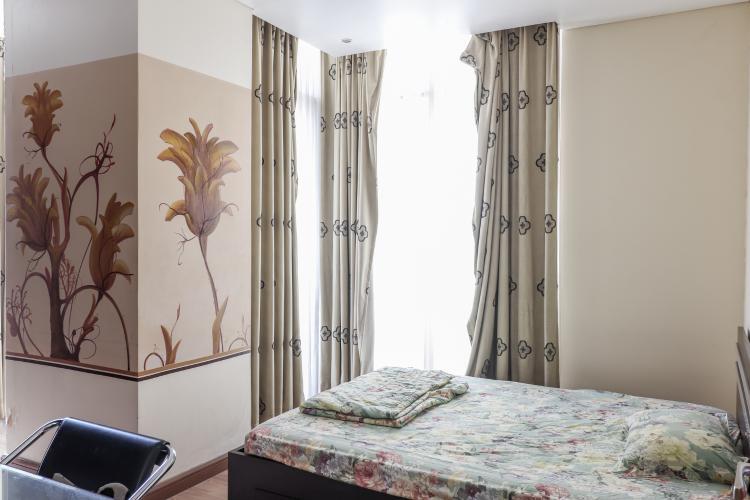 Phòng Ngủ 1 Cho thuê căn hộ The Lancaster 2PN, tầng thấp, đầy đủ nội thất, hướng Bắc