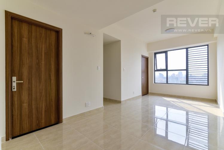 Phòng Khách Bán căn hộ Centana Thủ Thiêm tầng cao 2PN, nội thất cơ bản, view cây xanh và tiện ích nội khu