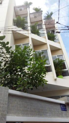 Nhà phố diện tích 37.2m2, thiết kế phong cách hiện đại độc lạ.