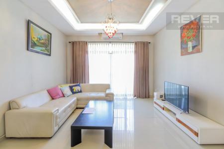 Cho thuê căn hộ Riverside Residence 2PN, tầng thấp, diện tích 82m2, đầy đủ nội thất