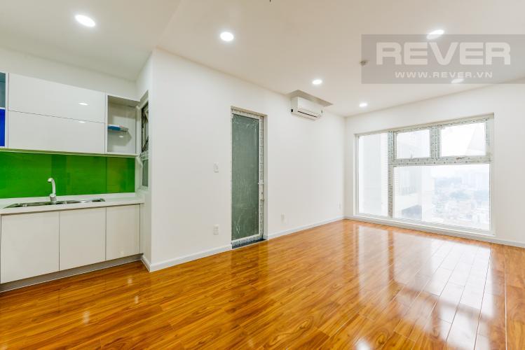 Phòng khách Bán căn hộ Xi Grant Court Quận 10 tầng trung 2PN