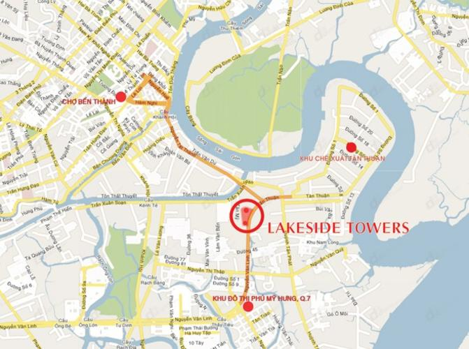 Lakeside Towers - Vi-tri-Lakeside-Towers-Quan-7