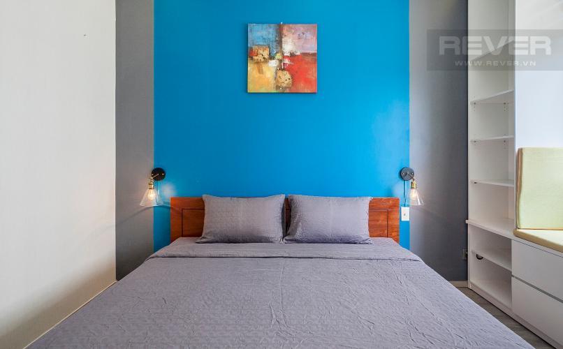 Phòng Ngủ 2 Căn hộ Estella Residence 3 phòng ngủ tầng cao 4A đầy đủ nội thất