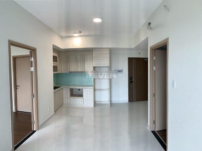 Phòng bếp căn hộ Safira Khang Điền, Quận 9 Căn hộ tầng 17 Safira Khang Điền nội thất cơ bản, view thành phố.