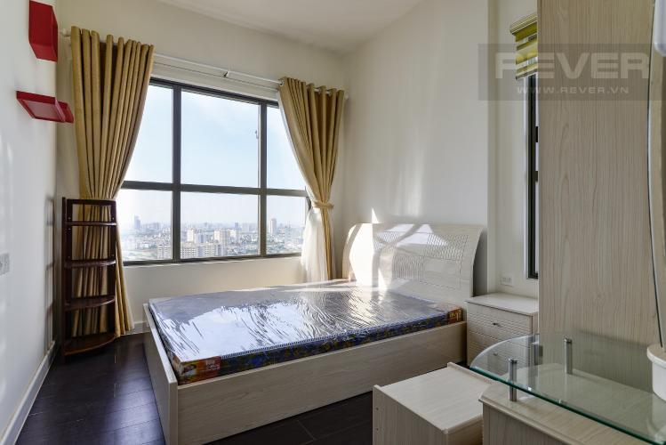 Phòng Ngủ 1 Căn hộ The Sun Avenue tầng cao, 3PN, đầy đủ nội thất, view công viên