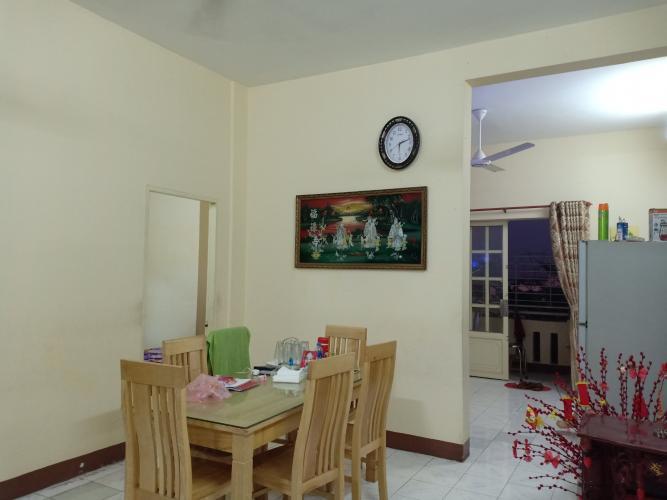 Bán căn hộ 2 phòng ngủ Phú Lợi 1, diện tích 80m2, nội thất cơ bản, sổ hồng riêng chính chủ