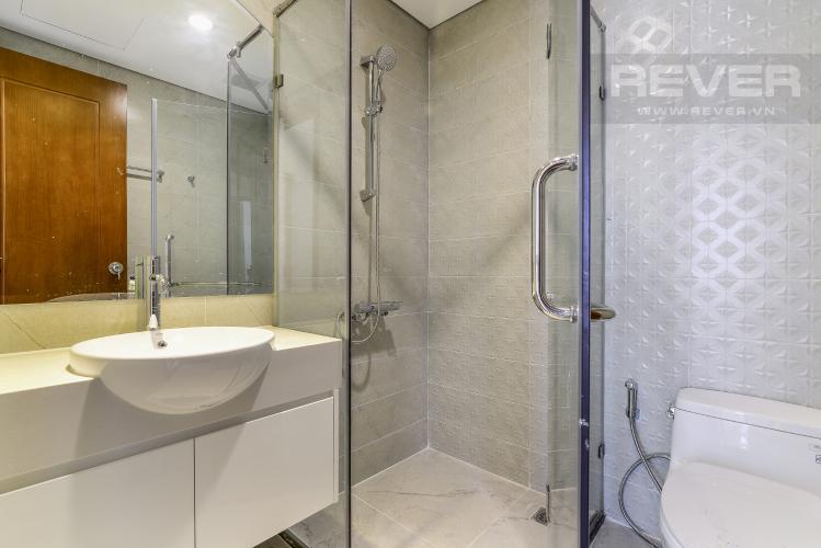 Phòng Tắm 1 Căn góc Vinhomes Central Park 3 phòng ngủ tầng cao Landmark 4