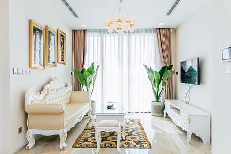 Bán hoặc cho thuê căn hộ Vinhomes Golden River 3PN, tầng thấp, tháp The Luxury 6, đầy đủ nội thất