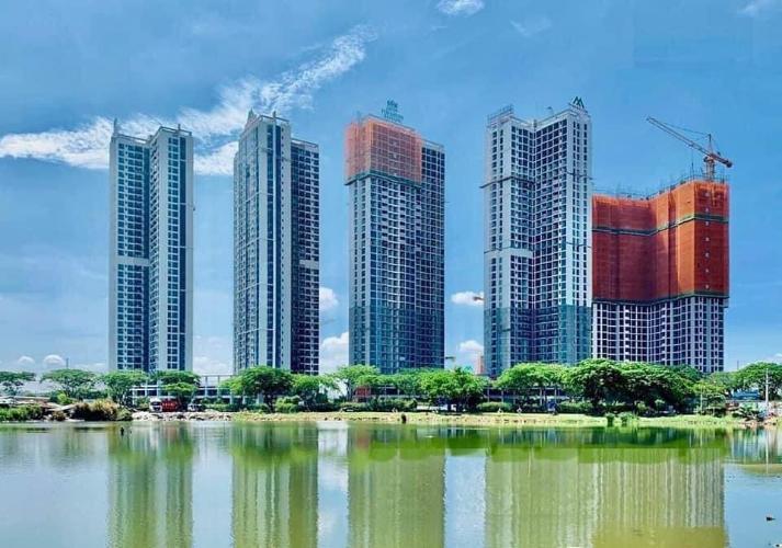 Tòa nhà Eco Green Saigon Căn hộ Eco Green Saigon tầng thấp, view sông và thành phố mát mẻ.