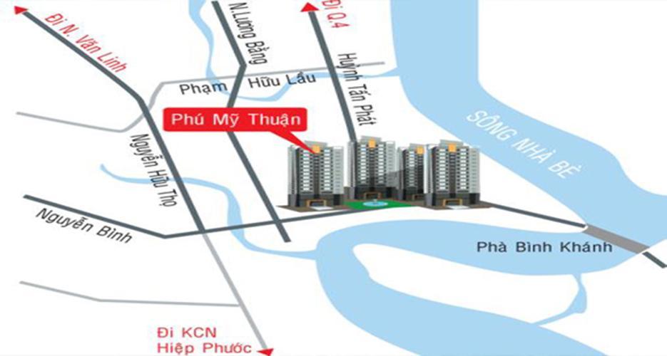 Phú Mỹ Thuận Apartment - vi-tri-can-ho-Phu-My-Thuan