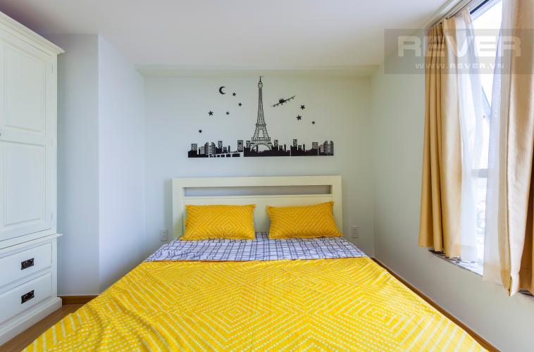 Phòng ngủ 1 Căn góc La Astoria Quận 2 có lửng, tầng cao, đầy đủ nội thất