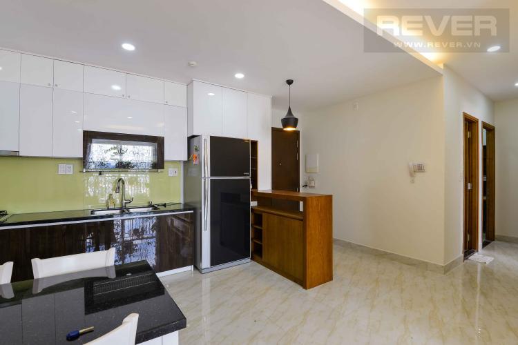 Phòng Khách Bán căn hộ Tropic Garden 2PN, tháp A2, đầy đủ nội thất, view Landmark 81