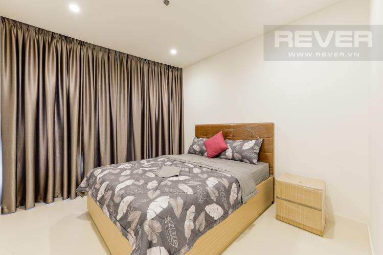 Phòng ngủ 2 Căn hộ City Garden tầng cao 2PN đầy đủ nội thất, tiện ích đa dạng