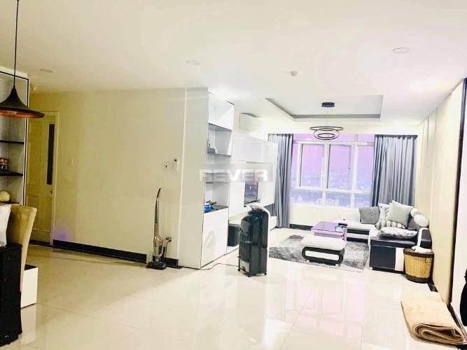 Căn hộ Chánh Hưng - Giai Việt tầng cao hướng Tây Nam, nội thất đầy đủ