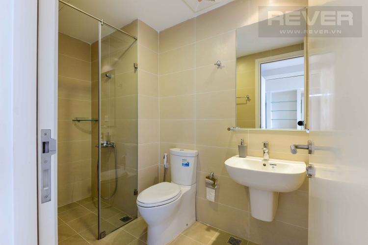 Toilet 1 Cho thuê căn hộ Masteri Thảo Điền tầng cao tháp T5, 2PN 2WC, đầy đủ nội thất, view sông Sài Gòn