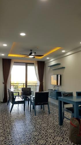 Cho thuê căn hộ đầy đủ nội thất, tầng trung Saigon South Residence