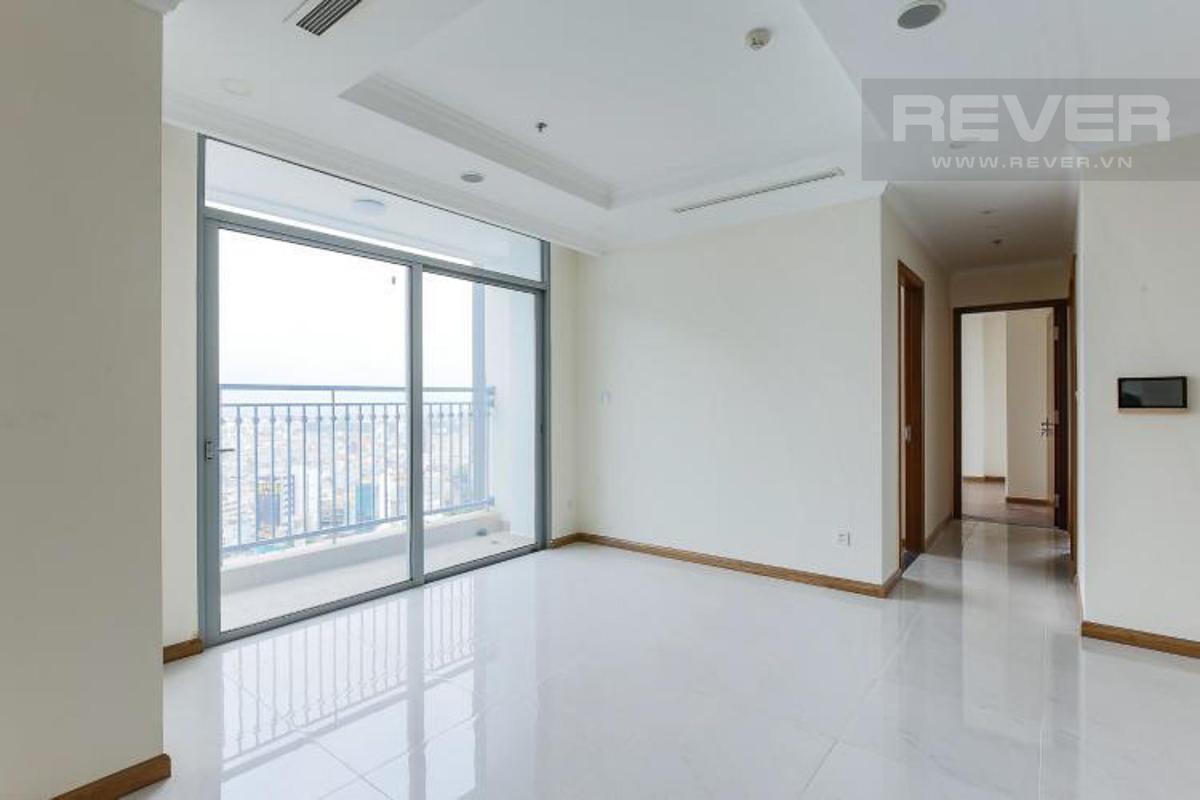 3e583977c674202a7965 Bán căn hộ Vinhomes Central Park 3PN, tầng cao, nội thất cơ bản, view thành phố và sông Sài Gòn