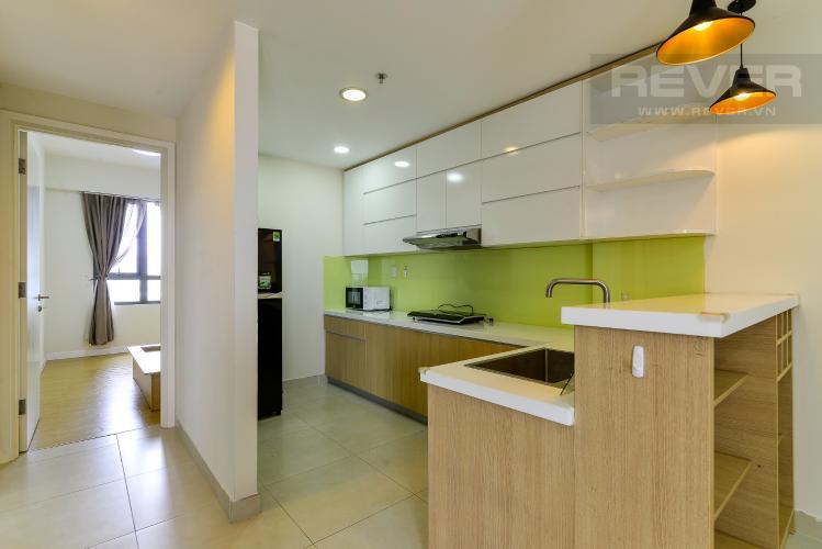 Nhà Bếp Cho thuê căn hộ Masteri Thảo Điền 2PN, tầng thấp, tháp T4, đầy đủ nội thất