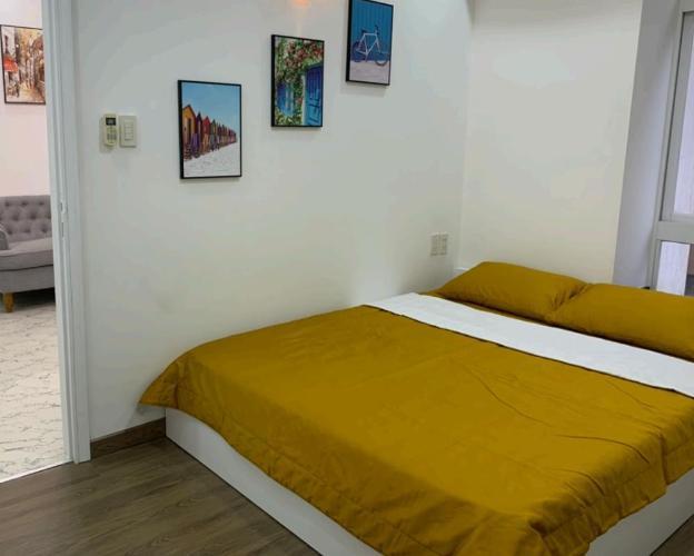 Phòng ngủ Sky Garden 3, Quận 7 Căn hộ Sky Garden 3 nội thất đầy đủ, hướng Đông.