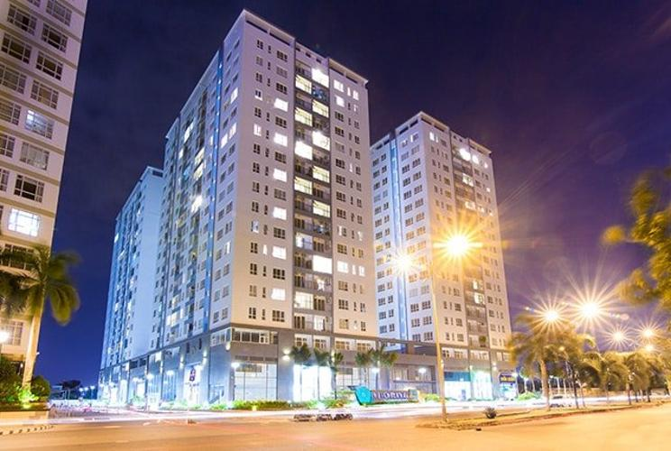 Căn hộ Florita, quận 7 Căn hộ Florita tầng 18 ban công hướng Bắc, thiết kế hiện đại