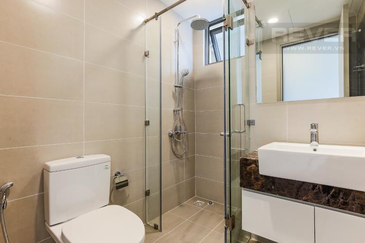 Phòng Tắm 1 Căn hộ The Gold View 2 phòng ngủ tầng cao A1 view sông