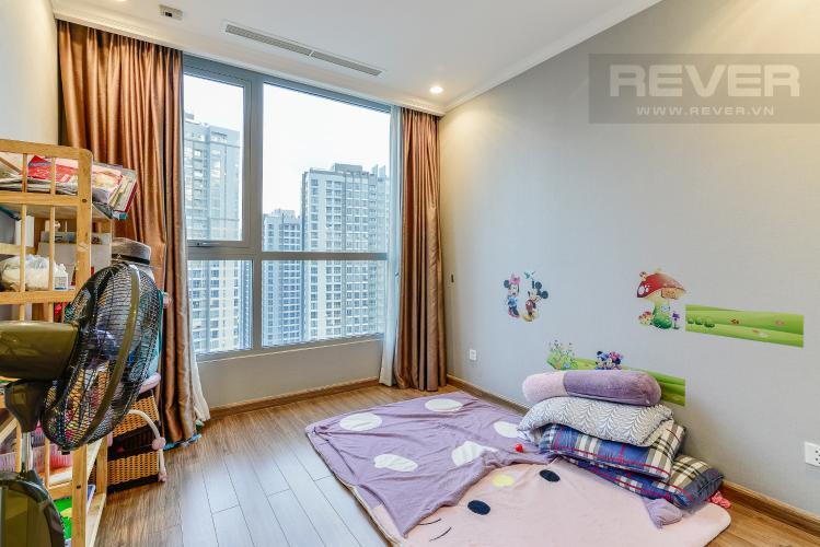 Phòng  Ngủ 2 Căn hộ Vinhomes Central Park 3 phòng ngủ tầng cao C3 nội thất đầy đủ