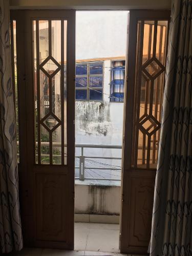 Ban công nhà phố Gò Vấp Bán nhà 2 tầng hẻm Nguyễn Văn Nghị, Gò Vấp, sổ hồng, cách BigC khoảng 400m