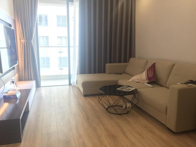 Bán căn hộ The Gold View nội thất cơ bản, view cầu Nguyễn Văn Cừ.