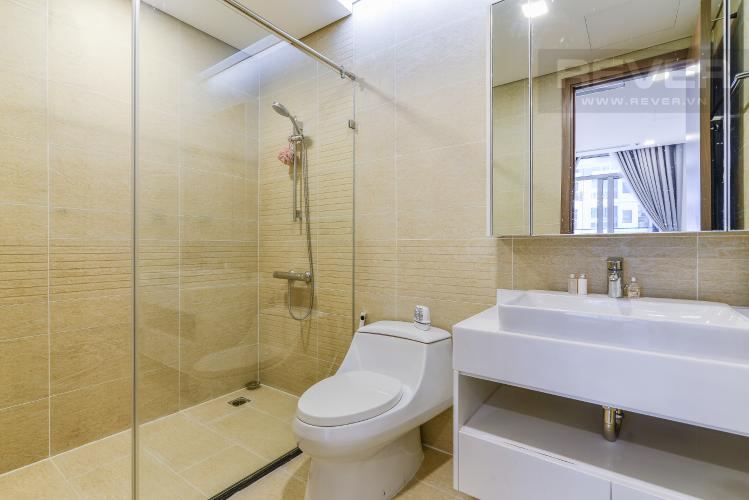 Phòng Tắm 1 Căn hộ Vinhomes Central Park tầng thấp Park 2 view hướng sông