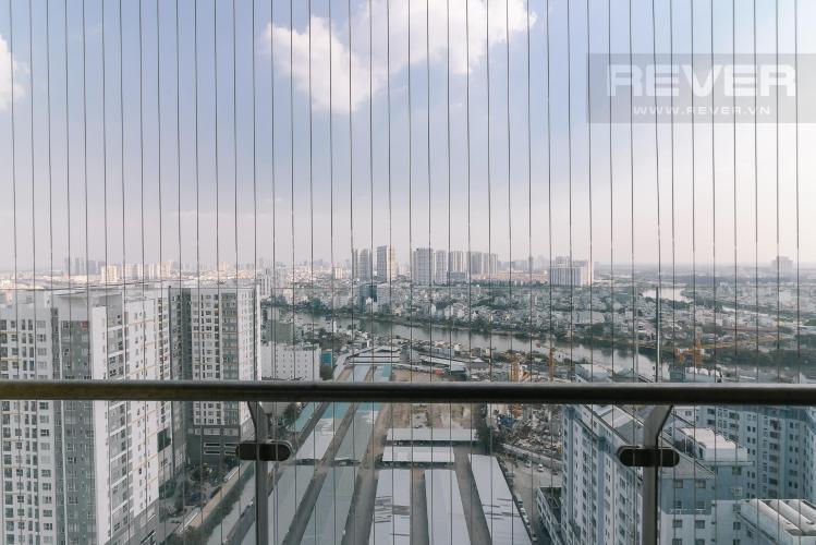 can-ho-THE-GOLD-VIEW Bán căn hộ The Gold View 2PN, tầng cao, diện tích 80m2, ban công hướng Đông Nam, view hướng Quận 7