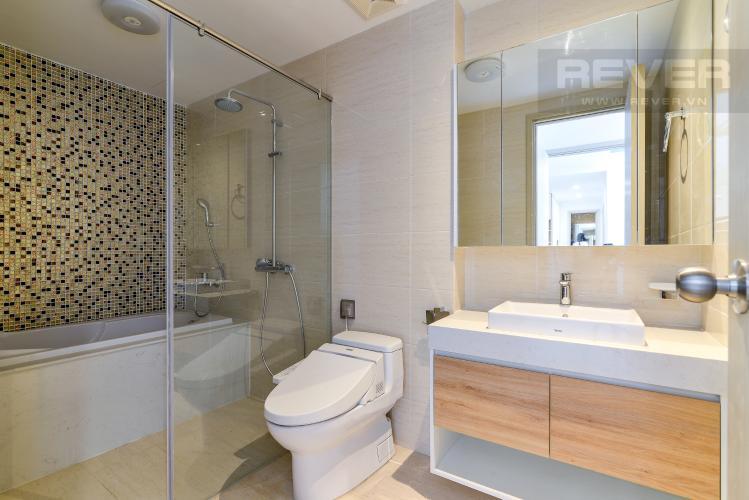 Phòng Tắm 2 Bán căn hộ New City Thủ Thiêm 3PN 2WC, nội thất cơ bản, view nội khu