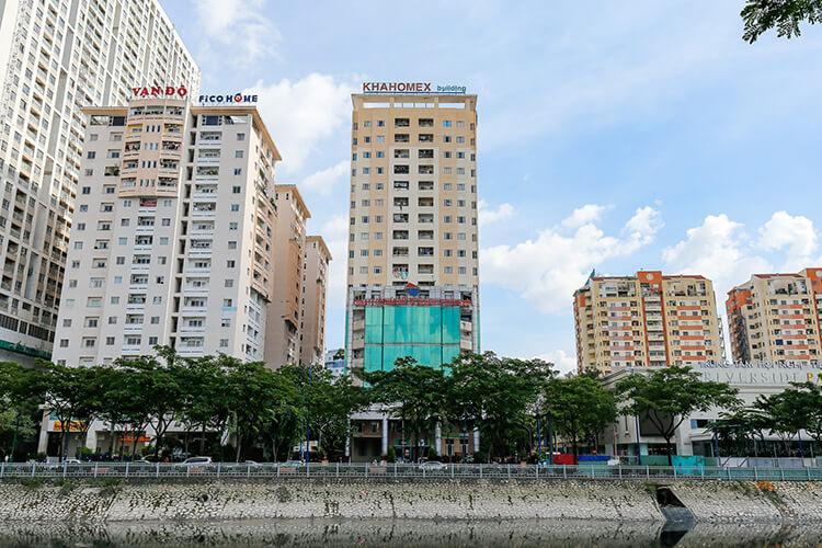 Khahomex Building - Chung-cu-Khahomex-Building