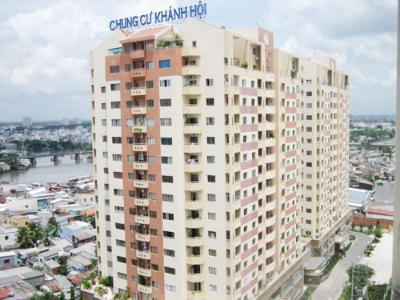 Chung Cư Khánh Hội 1