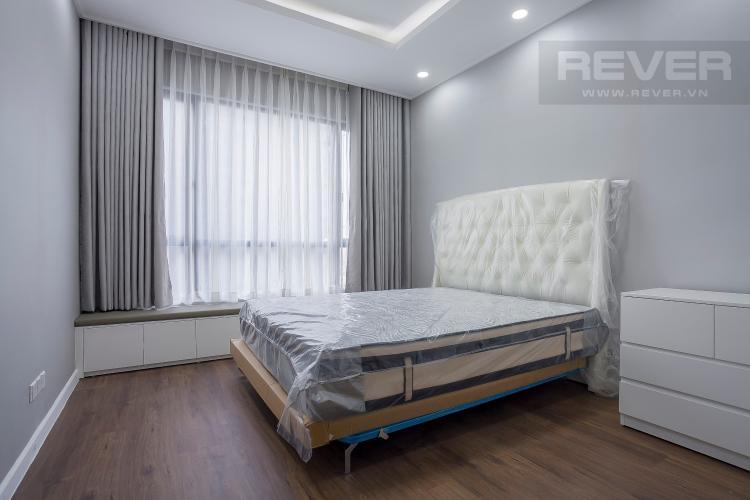 Phòng Ngủ 2 Căn hộ Estella Heights 2 phòng ngủ tầng trung T1 đầy đủ nội thất