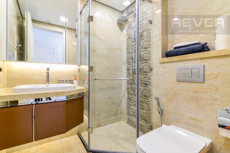 Phòng Tắm 2 Căn hộ Vinhomes Golden River 2 phòng ngủ tầng cao A3 nội thất đầy đủ