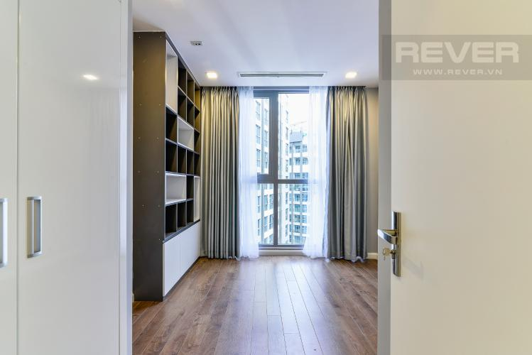 Phòng Ngủ 3 Căn hộ Vinhomes Central Park tầng cao, Park 3, 3 phòng ngủ, full nội thất