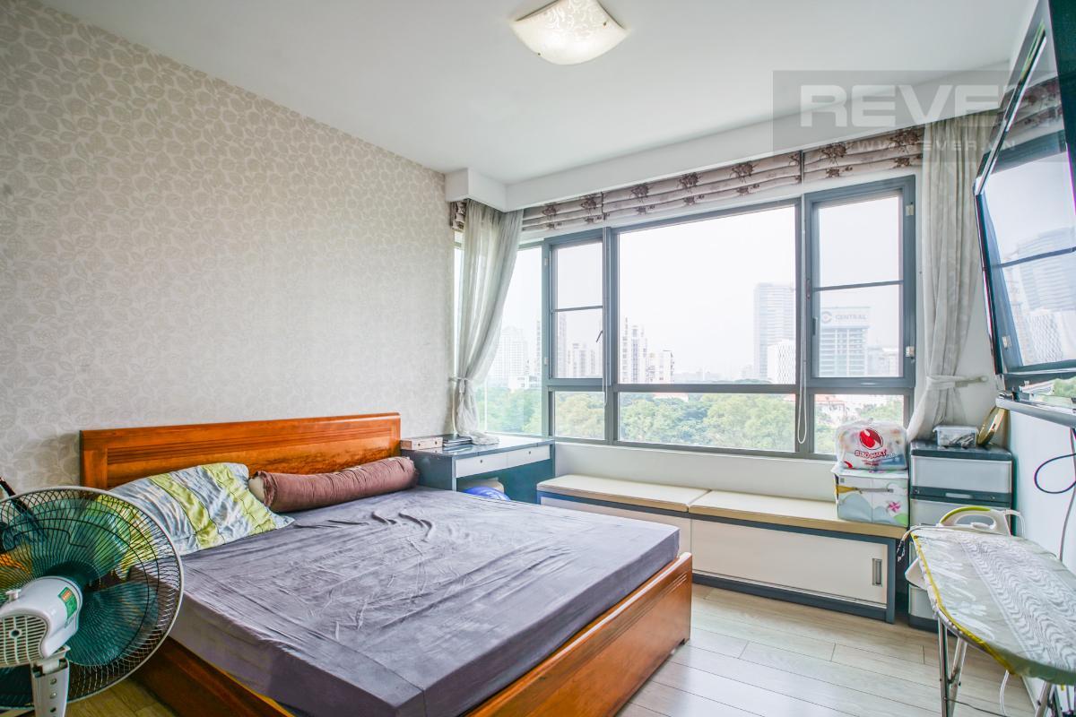 Phòng Ngủ 3 Bán căn hộ Riviera Point 3PN, diện tích 146m2, đầy đủ nội thất, hướng Đông Bắc, view thoáng mát