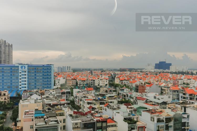 View Căn hộ Hoàng Anh Thanh Bình 3 phòng ngủ tầng trung full nội thất
